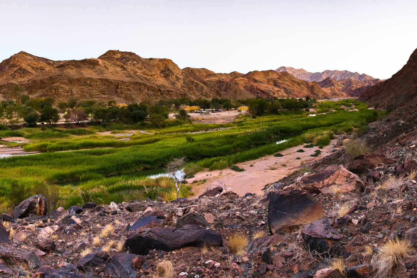 12 Best National Parks In Namibia 2021