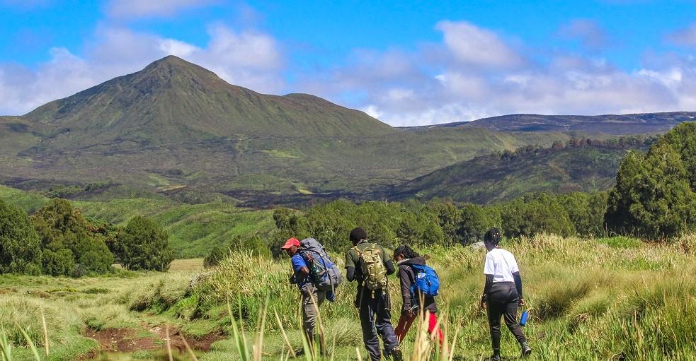 הר קניה