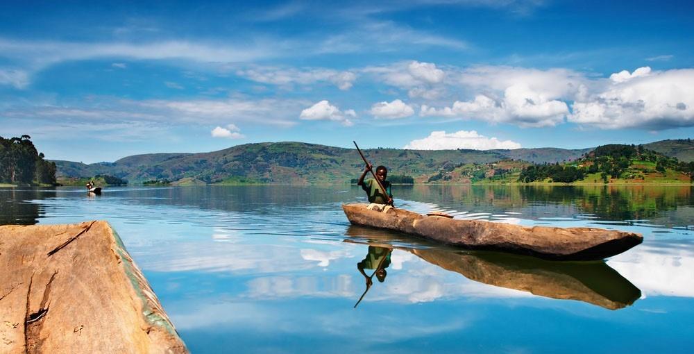 שייט אפריקאי בקנו - אוגנדה